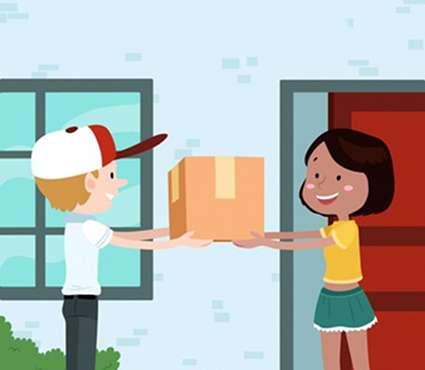 happy-woman-recieving-a-box-at-home_23-2147674093
